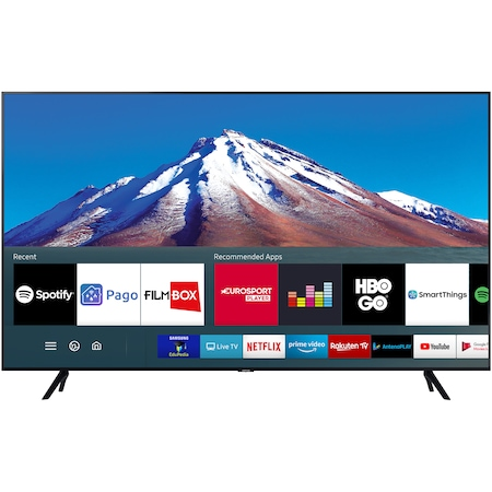 Samsung 55TU7092 Smart LED Televízió, 138 cm, 4K Ultra HD