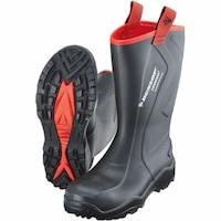 Ботуши Dunlop Purofort Rugged, черни, 44