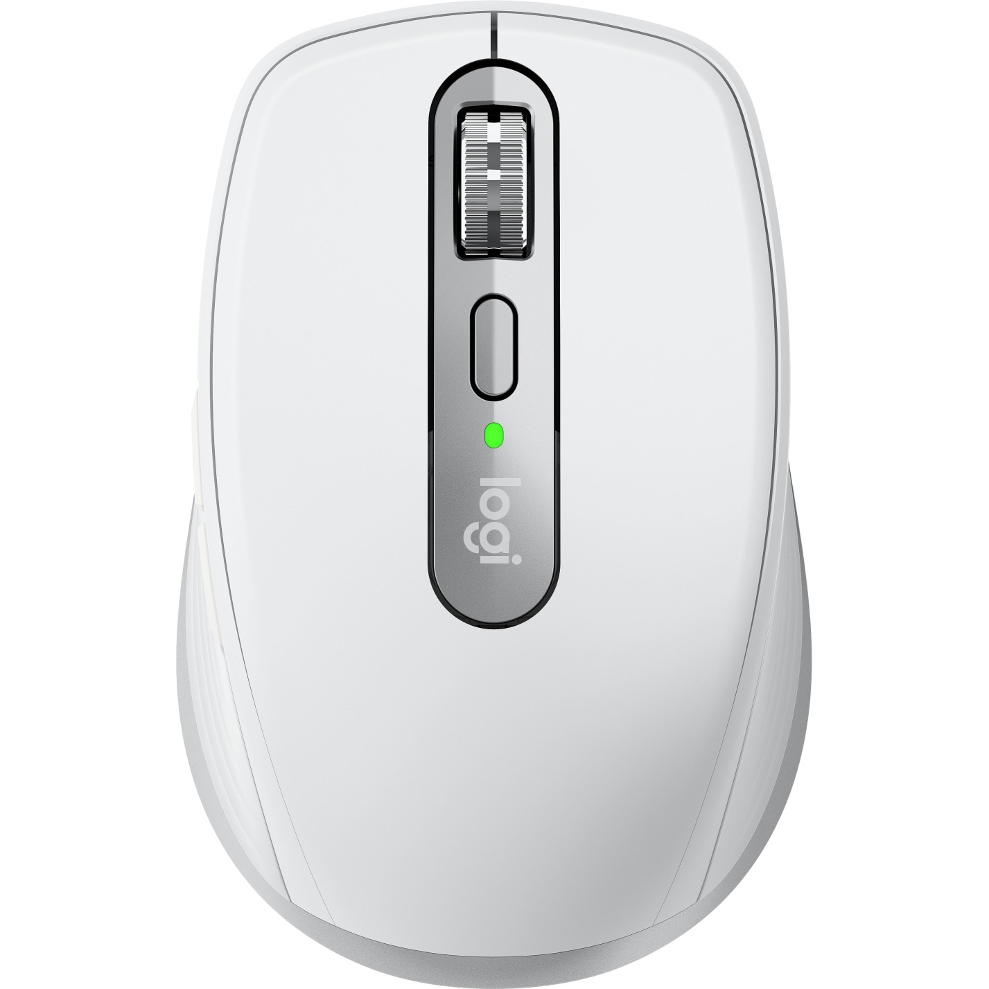 Fotografie Mouse wireless Logitech MX Anywhere 3, 2.4GHz&Bluetooth, Scroll MagSpeed, Multidevice, USB-C, Gri