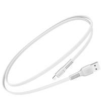 Baseus iPhone adat/töltőkábel 2A-1M - Fehér