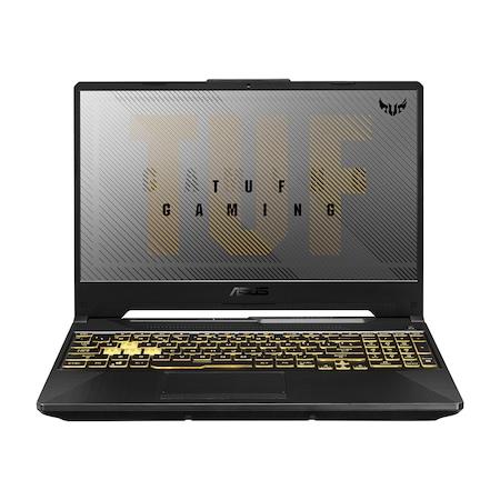 """Лаптоп Asus TUF Gaming A15 FA506IV-AL031, FA506IV-AL031.8GB.500SSD, 15.6"""", AMD Ryzen 7 4800H 2.90 GHz - 4.20 GHz 8 MB Cache (8-ядрен), NVIDIA GeForce RTX 2060 (6GB GDDR6), 8 GB 3200 MHz DDR4, Сив"""