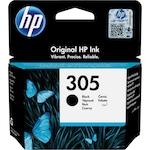 Касета с мастило HP 305, Черен