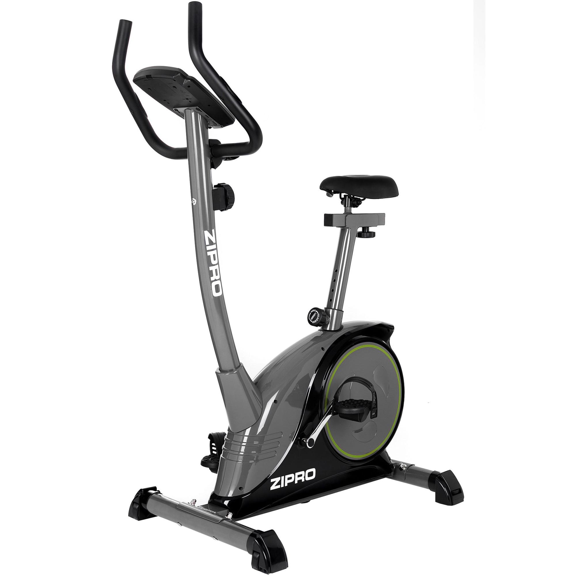 Fotografie Bicicleta magnetica Zipro Nitro, volanta 8kg, greutate maxima utilizator 150kg