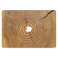 "MacBook New Air 2018 - 2020 Retina tok, 13"", tree trunk, védőtok típusú"