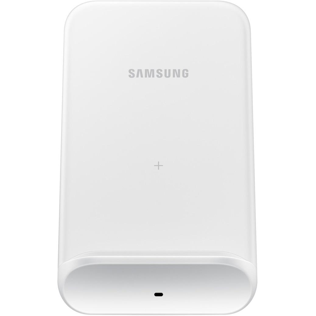 Fotografie Incarcator wireless Samsung Convertible Stand, White