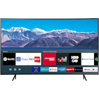 samsung led uhd 4k curbat smart 40ku6172 carrefour