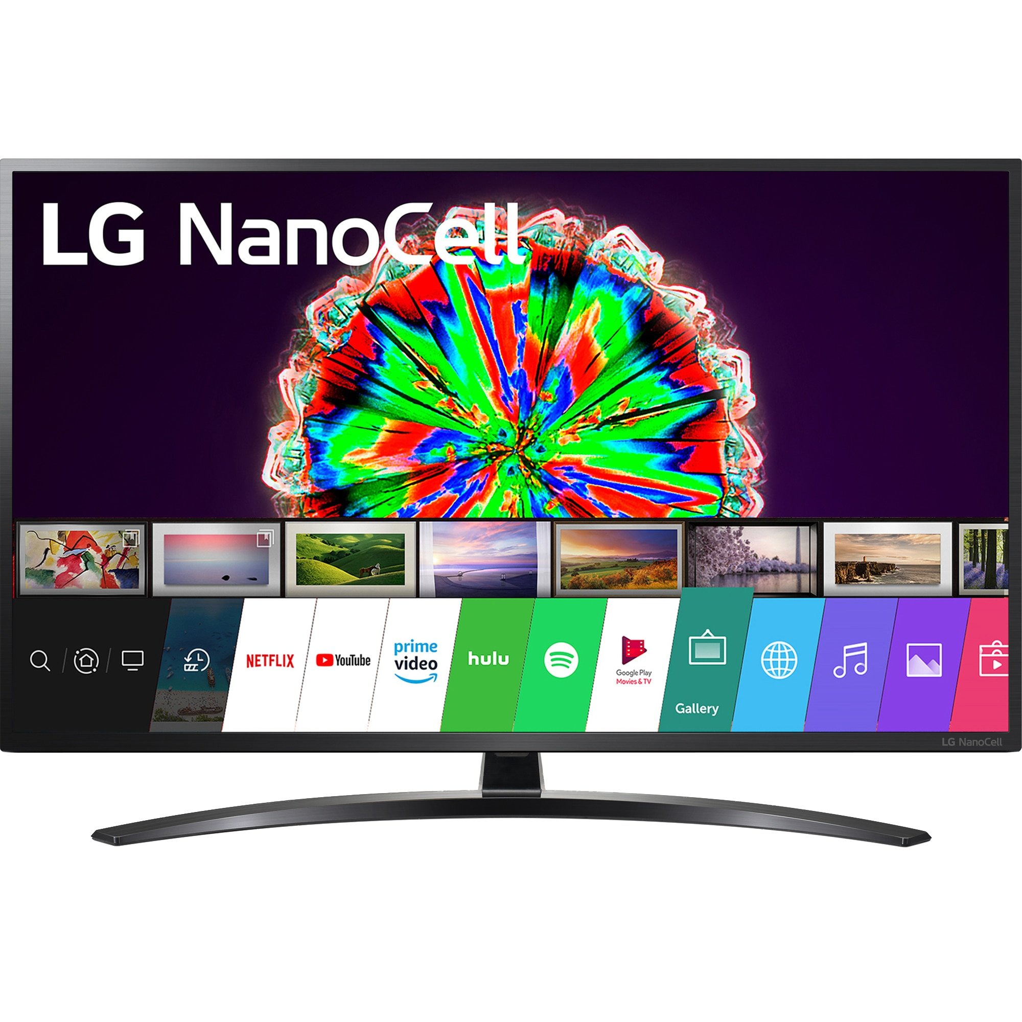 Fotografie Televizor LG 43NANO793NE, 108 cm, Smart, 4K Ultra HD, LED, Clasa A