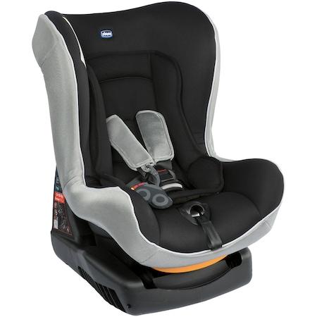 Столче за кола Chicco Cosmos Limited Edition Polar Silver, 0 -18 кг, Черен