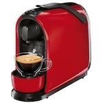 Tchibo Cafissimo Pure eszpresszó kávéfőző, 1l, kapszula, Piros