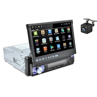 """Мултимедия Zappin, Android, 1DIN, 7"""",Wi-Fi GPS, 4x55W, Touch Screen"""