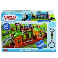 Mattel Thomas lépegető híd pályaszett