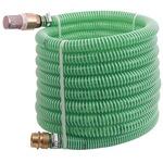 Furtun T.I.P.Special absorbtie,aspiratie pentru pompe , motopompe, 7m, conectica alama