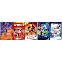 set dvd disney