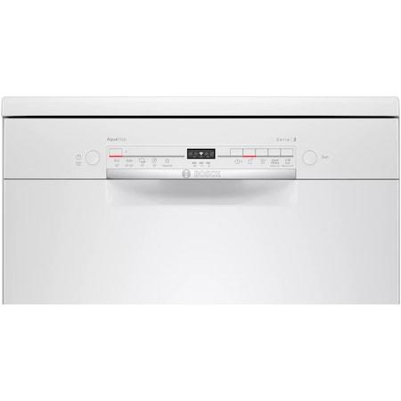 Съдомиялна Bosch SMS2ITW04E, 12 комплекта, 5 програми, Home Connect, Клас A+, 60 см, Бял