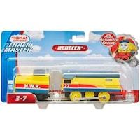 Thomas & Friends Motoros mozdony - Trackmaster, Rebecca vagonnal