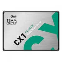 Solid State Drive (SSD) Team Group CX1, 240GB, Black
