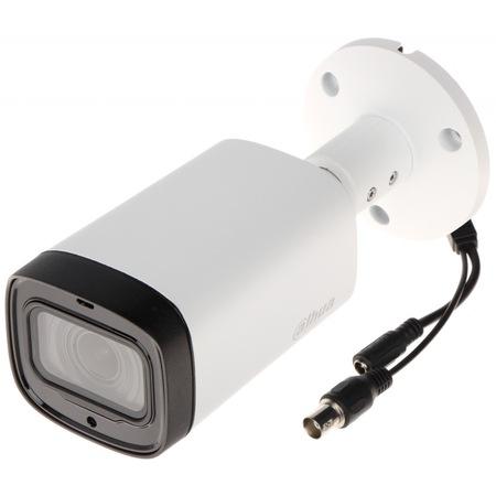 Camera supraveghere exterior Dahua HAC-B4A21-VF, 2 MP, IR 30 m, 2.7 - 12 mm