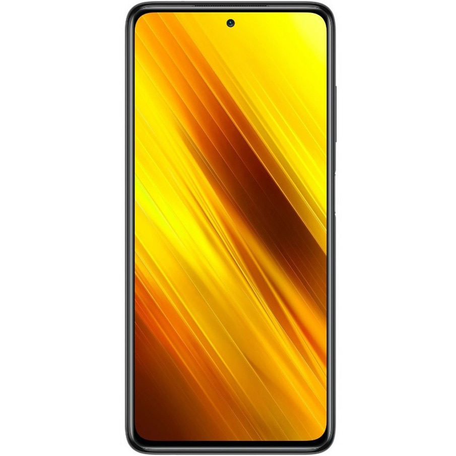 Fotografie Telefon mobil POCO X3 NFC, Dual SIM, 64GB, 6GB RAM, 4G, Shadow Gray