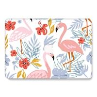 "MacBook New Air 2018 - 2020 Retina tok, 13"", flamingo bird, védőtok típusú"