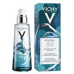 Гел бустер Vichy Mineral 89, Дневен, С хидратиращ, укрепващ и уплътняващ ефект, С хиалуронова киселина, 75 мл