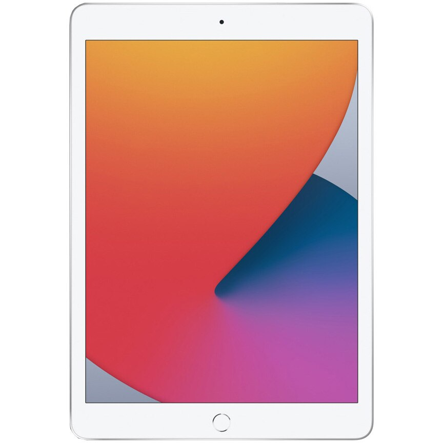 "Fotografie Apple iPad 8 (2020), 10.2"", 128GB, Wi-Fi, Silver"