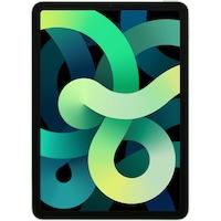 """Apple iPad Air 4 tablet, 10,9"""" retina kijelző, A14 Bionic chip, 64GB memória, Wi-Fi, iPadOS 14 - Zöld"""