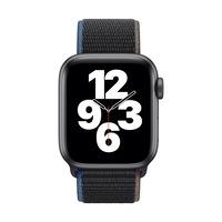 Apple Watch SE GPS + Cellular, 40 mm asztroszürke alumínium tok szén sportpánt
