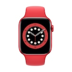 Apple Watch Series 6 GPS, 44mm PRODUCT (RED) alumínium tok PRODUCT (RED) sportszíj