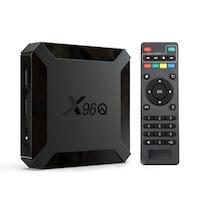 Allwinner X96Q Android 10 2GB RAM 16GB ROM Mini PC TV Box médialejátszó Quad-Core WIFI