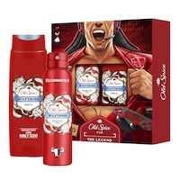 set old spice carrefour