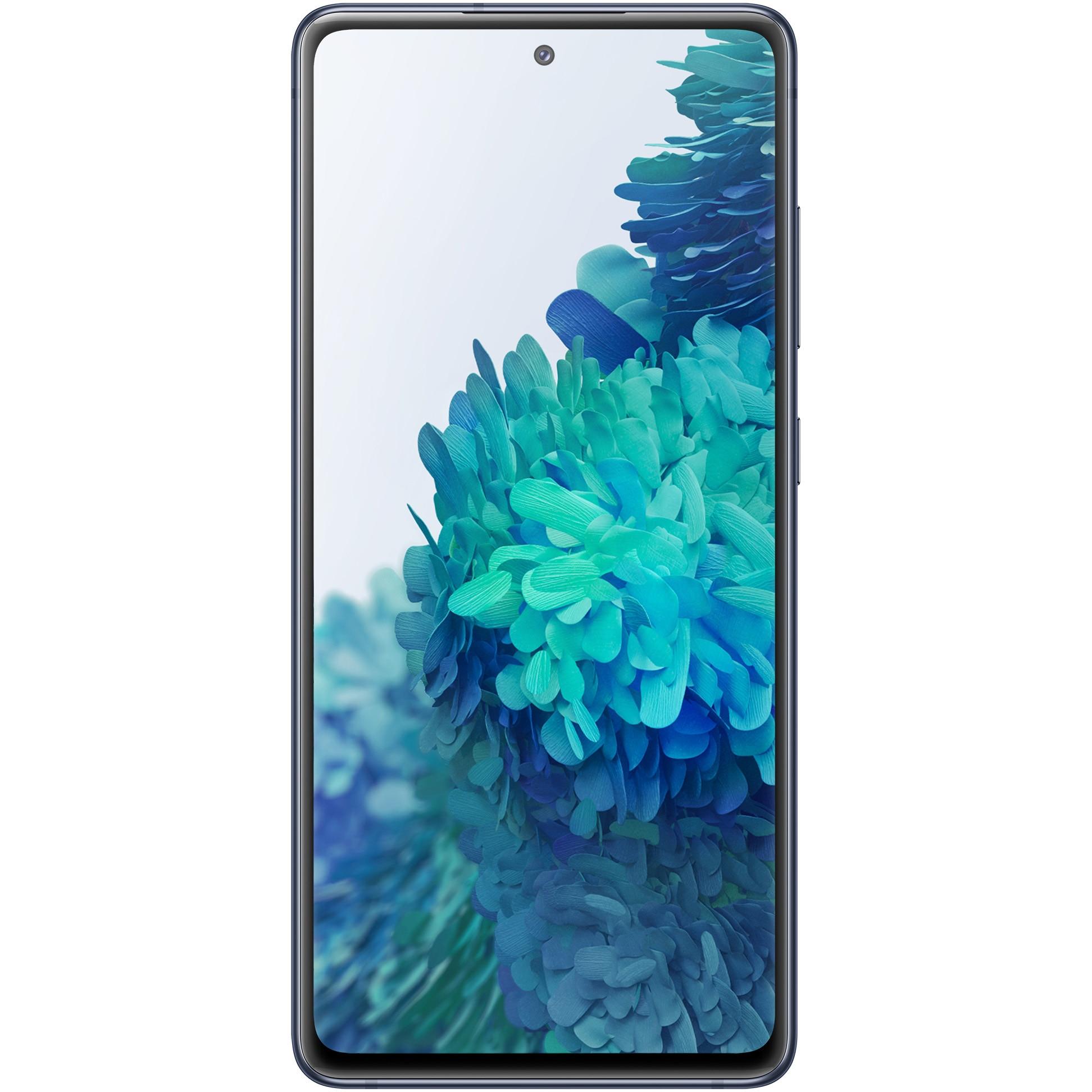 Fotografie Telefon mobil Samsung Galaxy S20 FE, Dual SIM, 128GB, 6GB RAM, 5G, Cloud Navy