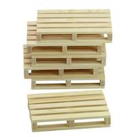 masa din paleti de lemn