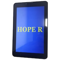 HOPE R 7 tablet, 1,3 GHz-es,1 GB RAM, 8 GB, 3G, Dual SIM, fekete
