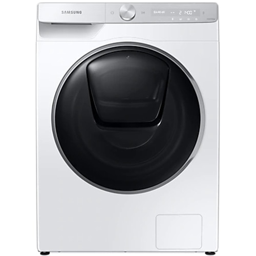 Fotografie Masina de spalat rufe Samsung WW90T986ASH/S7, 9 kg, 1600 RPM, Clasa A, QuickDrive, AI Control, Auto Dispenser, Add Wash, Super Speed 39, Motor Digital Inverter, VRT+, Wifi, Alb