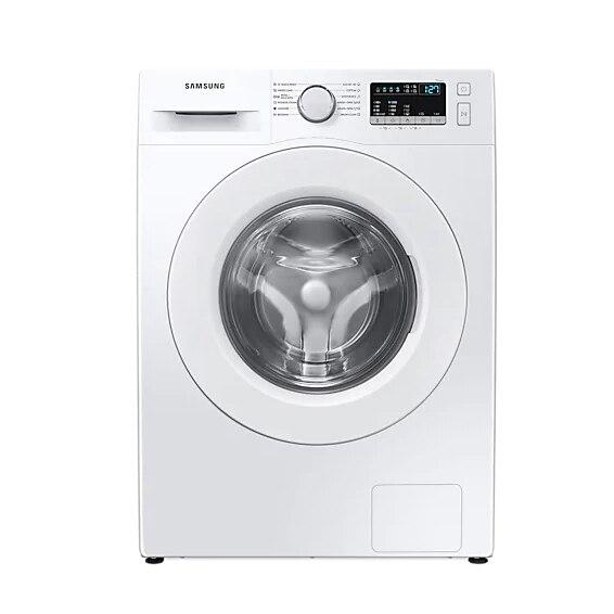 Fotografie Masina de spalat rufe Samsung WW80T4020EE/LE, 8 kg, 1200 RPM, Clasa D, Steam, Smart Check, Drum Clean, Motor Digital Inverter, Alb
