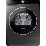Сушилня Samsung DV90T6240LX/S7, Термопомпа, 9 кг, Клас A+++, AI Control, Quick Dry, Hygiene Care, Optimal Dry, Air Wash, Wifi, Inox