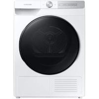 Сушилня Samsung DV90T7240BH/S7, Термопомпа, 9 кг, Клас A+++, AI Control, Super Speed, Hygiene Care, Optimal Dry, Air Wash, Wifi, Бял