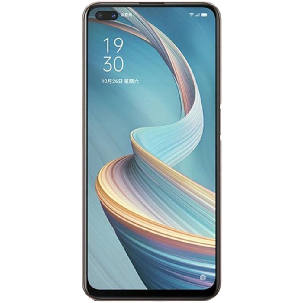 Fotografie Telefon mobil OPPO Reno 4Z, Dual SIM, 128GB, 8GB RAM, 5G, Dew White