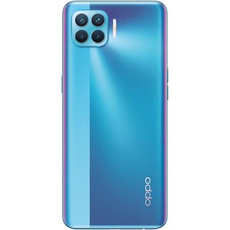 Telefon mobil Oppo Reno 4 Lite, Dual SIM, 128GB, 8GB RAM, 4G, Magic Blue
