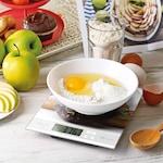 Vog & Arts design digitális konyhai mérleg fánk max 5kg - 57267G új típus