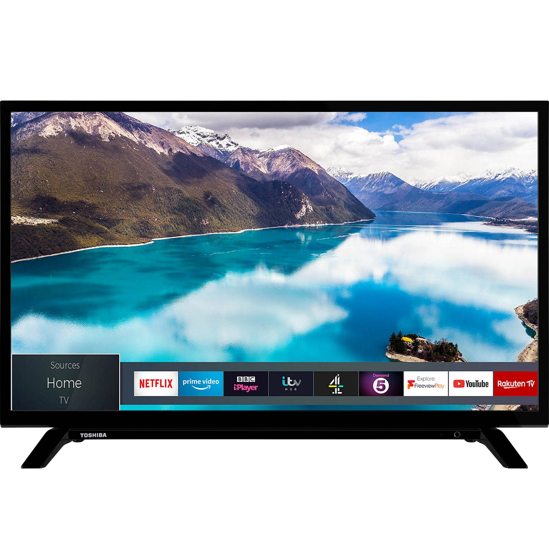 Fotografie Televizor Toshiba 32W2963DG, 80 cm, Smart, HD, LED, Clasa A+