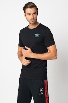 Puma, Tetris póló nagy logóval a hátoldalán, Fekete, S