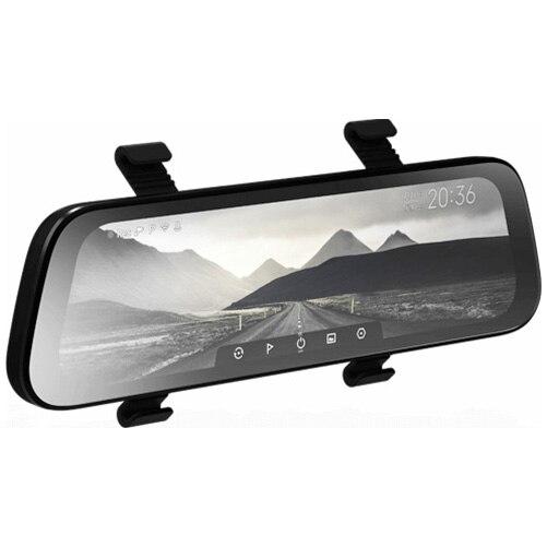 Fotografie Oglinda retrovizoare smart Xiaomi 70Mai Rearview Dash Cam Wide Midrive D07, IPS 9.35inch, Filmare FHD, Slot card, 470mAh