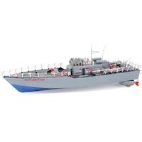 HT hajó, Torpedo 1: 115 2,4 GHz RTR távirányítóval - kék