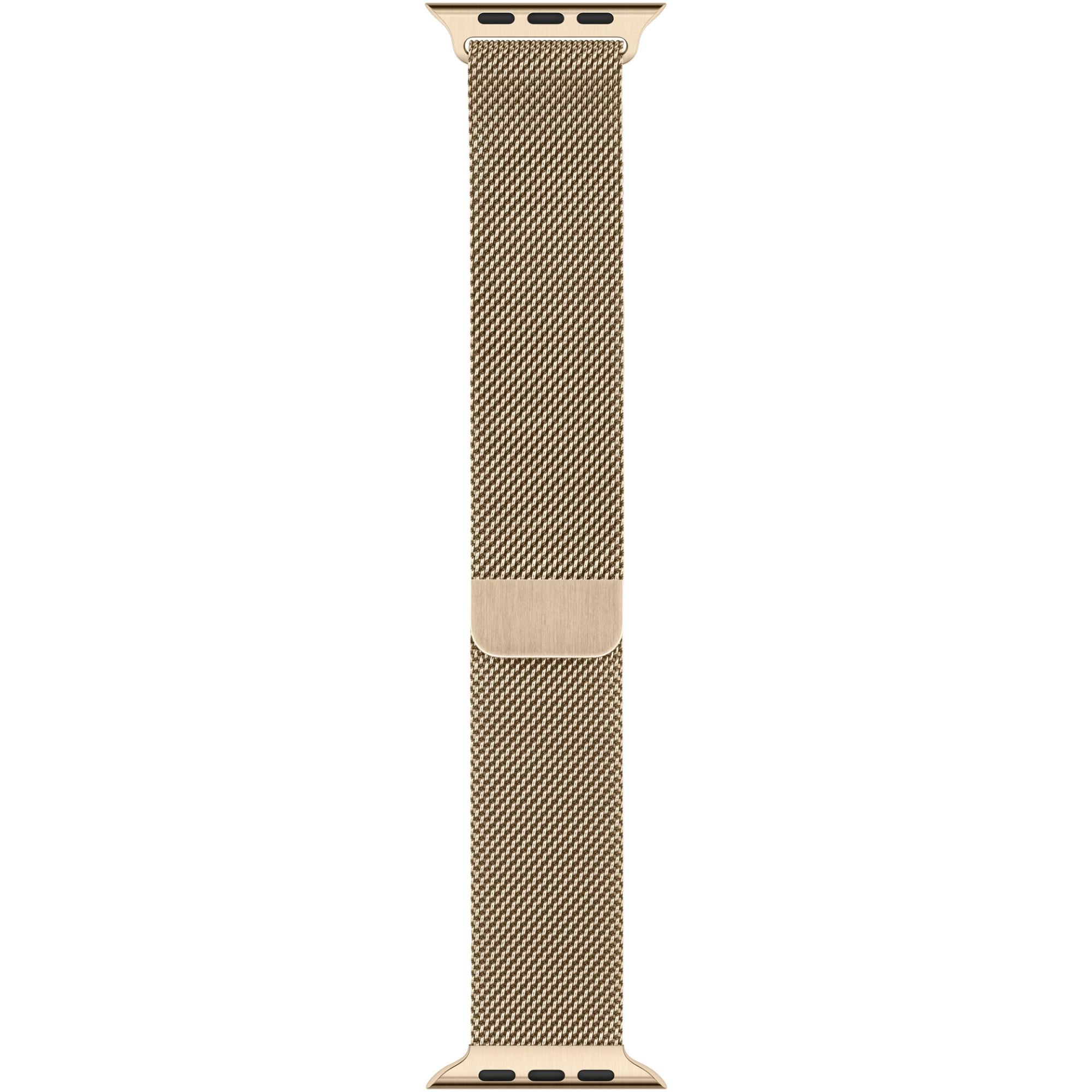 Fotografie Curea pentru Apple Watch 40mm, Gold Milanese Loop
