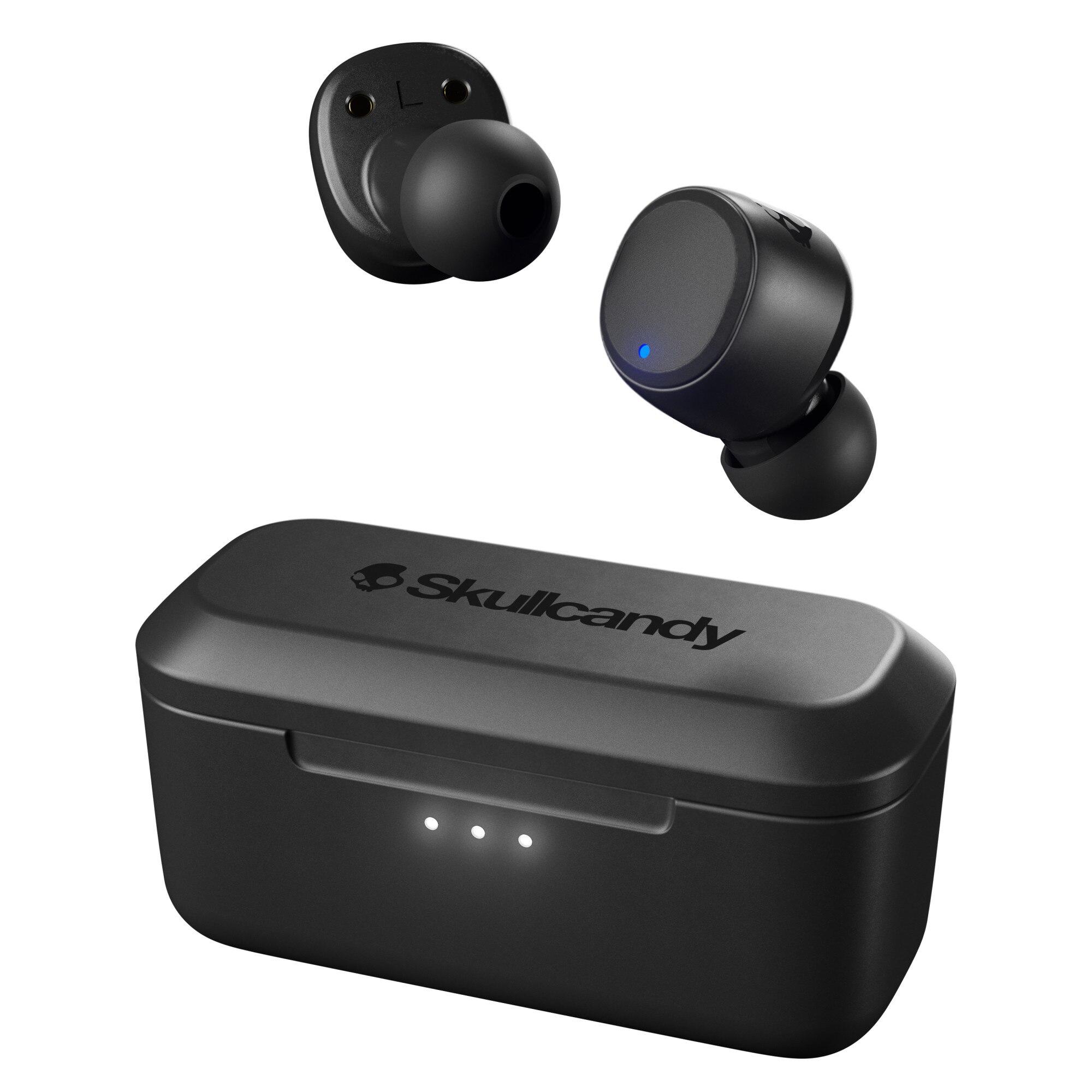 Fotografie Casti Audio In-Ear, Skullcandy Spoke, True Wireless, Bluetooth, Black