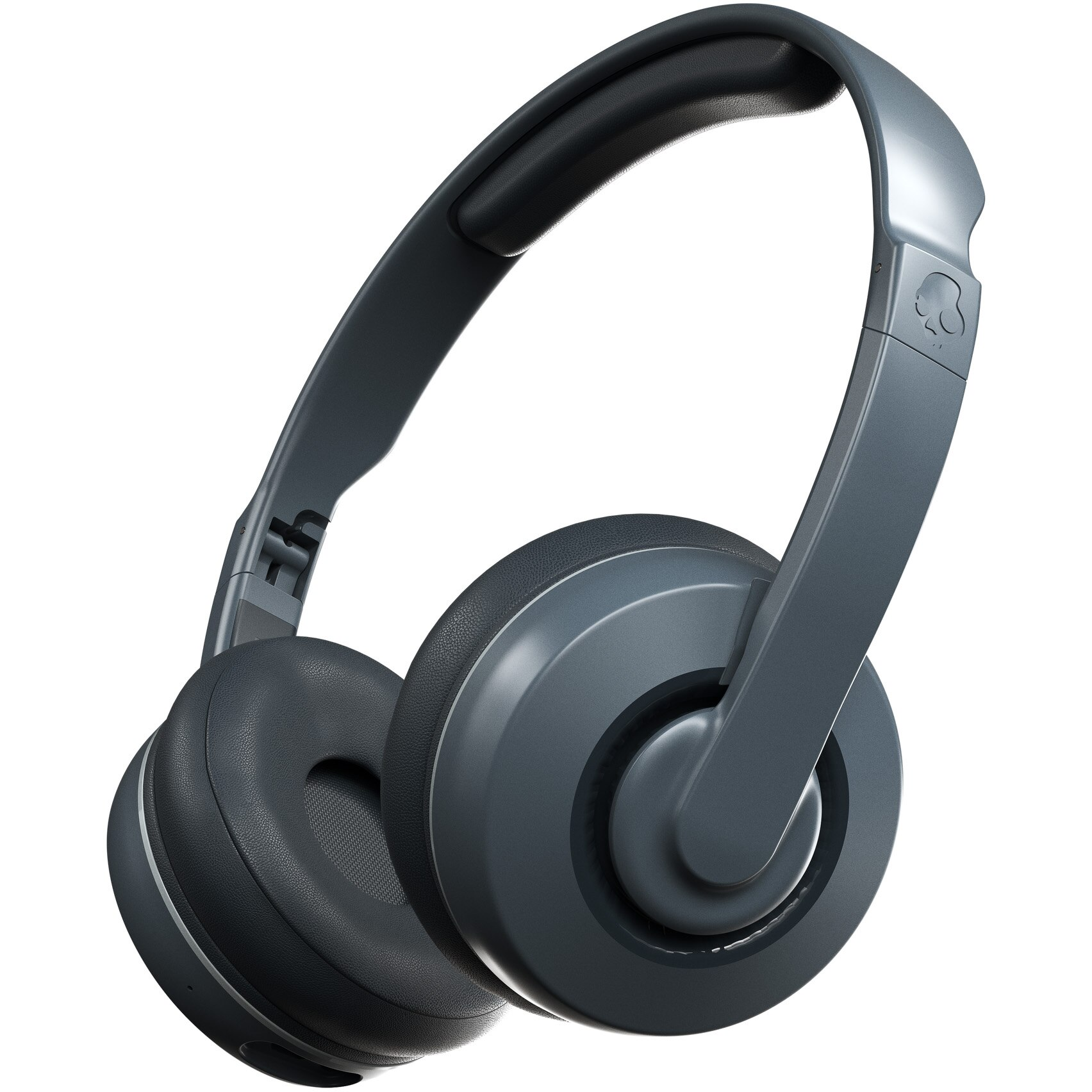 Fotografie Casti Audio Over-Ear, Skullcandy Cassette, Bluetooth, Chill Grey