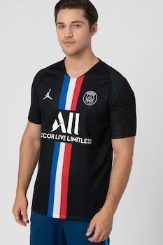 Nike, Dri-Fit PSG póló, Fekete