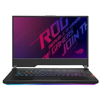"Asus ROG Strix SCAR15 G532LWS-HF074T 15,6"" FullHD 300Hz Gaming laptop Intel® Core™ i9-10980HK, 32GB, 2TB SSD, NVIDIA® GeForce® RTX 2070 Super 8GB, Windows® 10, Magyar billentyűzet, Fekete"