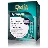 Delia Hyaluron Fusion ránctalanító, feszesítő krém 60+ (nappal/éjszakai) 50 ml